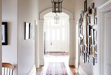 home: hallways & doors