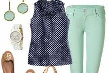 What to Wear with Mint