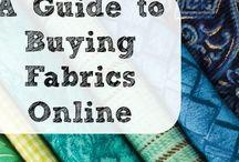 Online fabric sites
