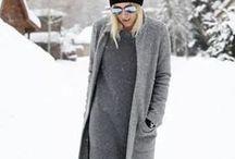 Womens Fashion / scandinavian chic