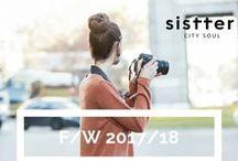F/W 2017 SISTTER CITY SOUL- The book-