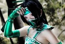 Cosplay: games