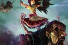 Alice Madness Returns </3