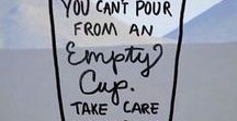 Self-care, don't care!