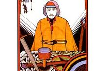 I The Magician / Images of the Magician in Tarot