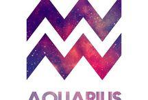 Star Sign: Aquarius ♒