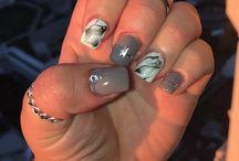 ☾ Acrylic Nails Ideas ☽