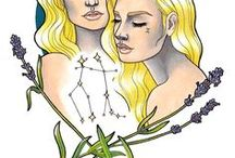 Gemini / Gemini Astrological sign