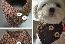 Crochet for Pets / Crochet inspiration, patterns and tutorials!