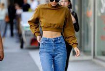 Clothes - celeb street style