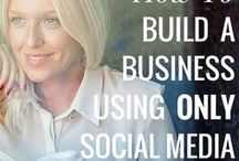 Business boosting blogs / Handy tips and tricks to help anyone's business thrive!