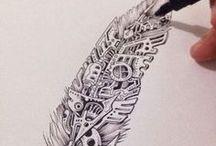 Arty Bits & Pieces