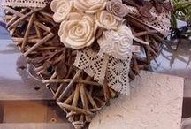 Κατασκευή λουλουδιών