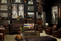 Manly Decor / by Marla Branch