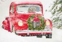 Christmas / by Pam Pilgrim