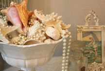 Decorating With Seashells / by Cindy