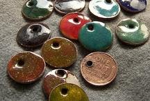 gioielli riciclosi (recycled jewelry)  / by deborah Pastorello