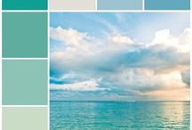 Pretty Paint Colors and Palettes / by Cindy