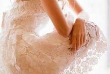 burlap&lace wedding