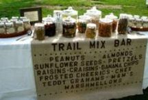 Party Food Bars / Party Food Bars