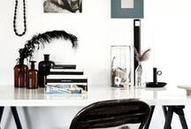 craft rooms & working spaces