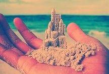 ♡ Beach / by Candice Trenholm