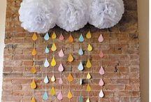 baby shower stuff / by Kat Sandefur