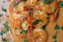 Seafood, Fish YUM / Seafood recipes