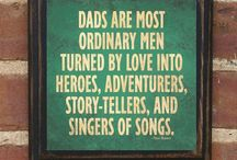 #Fatherhood / Lessons in life and being a father