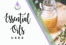 Essential Oil Uses / This board is all about the different essential oil uses, and how you can get the most out of your oils // by Pure Path Essential Oils - Natural Remedies & Healthy Living