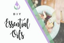 "DIY Essential Oils / This board is all about DIY (""do it yourself"") ways to use essential oils - from cooking, to cleaning, to aromatherapy - anything you can do that is healthy, helpful and creative // by Pure Path Essential Oils - Natural Remedies & Healthy Living"