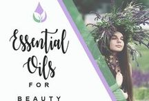 Essential Oils for Beauty / This board is all about how to use essential oils for beautification - looking and feeling great // by Pure Path Essential Oils - Natural Remedies & Healthy Living