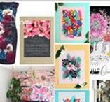 On Trend: Bold Florals