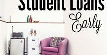 How To Pay Off Student Loans / I paid off $113k in student loans by the time I was 29... you can too!! www.thefinancekitchen.com