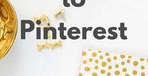 Pinterest for Beginners / Learning the basics of Pinteresting from folks all over Pinterest! www.thefinancekitchen.com