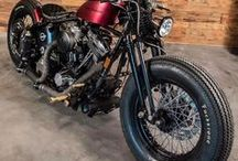 Motorcycles Bobber