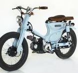 sTrEeT CuB / MotorCycle ProjeCts LiFeStyLe
