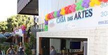Casa das Artes Asa Norte / http://www.acasadasartes.com.br/