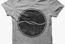 Cool T-shirts / Referencias de camisetas que usamos de inspiração para nossas criações. As estampas são digitais, que trazem maior qualidade e conforto. www.itees.com.br