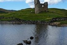 Scotland / Lovely Caledonia, the land of the brave.