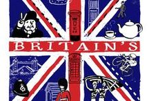 England / London, London, London - but not only!