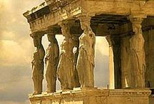 Ancient / The golden age of Greece and Rome, the Celts, the beginnings of Christianity and much more.