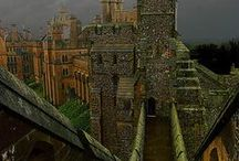Medieval / Castles, knights, battles, from the Dark Ages to the beginnings of Humanism.