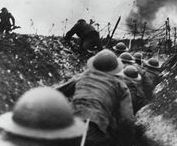 World War I / The Great War that should have ended all wars... The trenches, the bombings, the suffering.