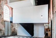 Gestern & Heute / Architektur - Shopstyle - Retailarchitektur - Design - Bauwirtschaft - Glas - Alt - Neu