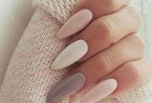 Nails / Pomysły na paznokcie. Dobory kolorów. Wzorki.