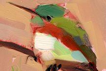 C Art Bird Art