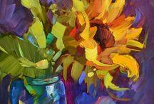 C Art Florals & Still Life