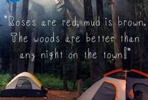 Camping, Gardening, etc. / A great mixture of outdoor knowledge :)  / by Kelsey Greene (Happe)