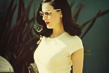 Dita Von Teese - Street Style / by Amy Mostert